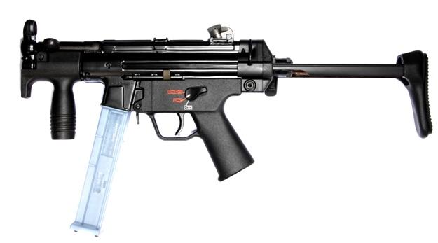 HK MP5/40k SBR: Specialized Armament